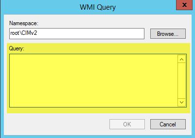 Использование WMI фильтров в групповых политиках (GPO)   IT