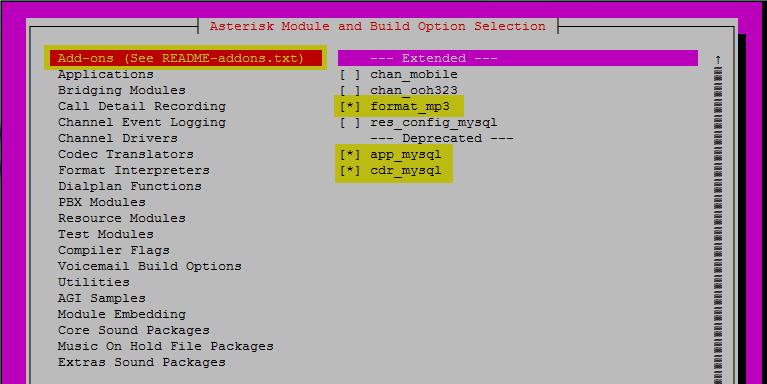 Разворачиваем Asterisk 11 в связке с FreePBX 2 11 на Debian